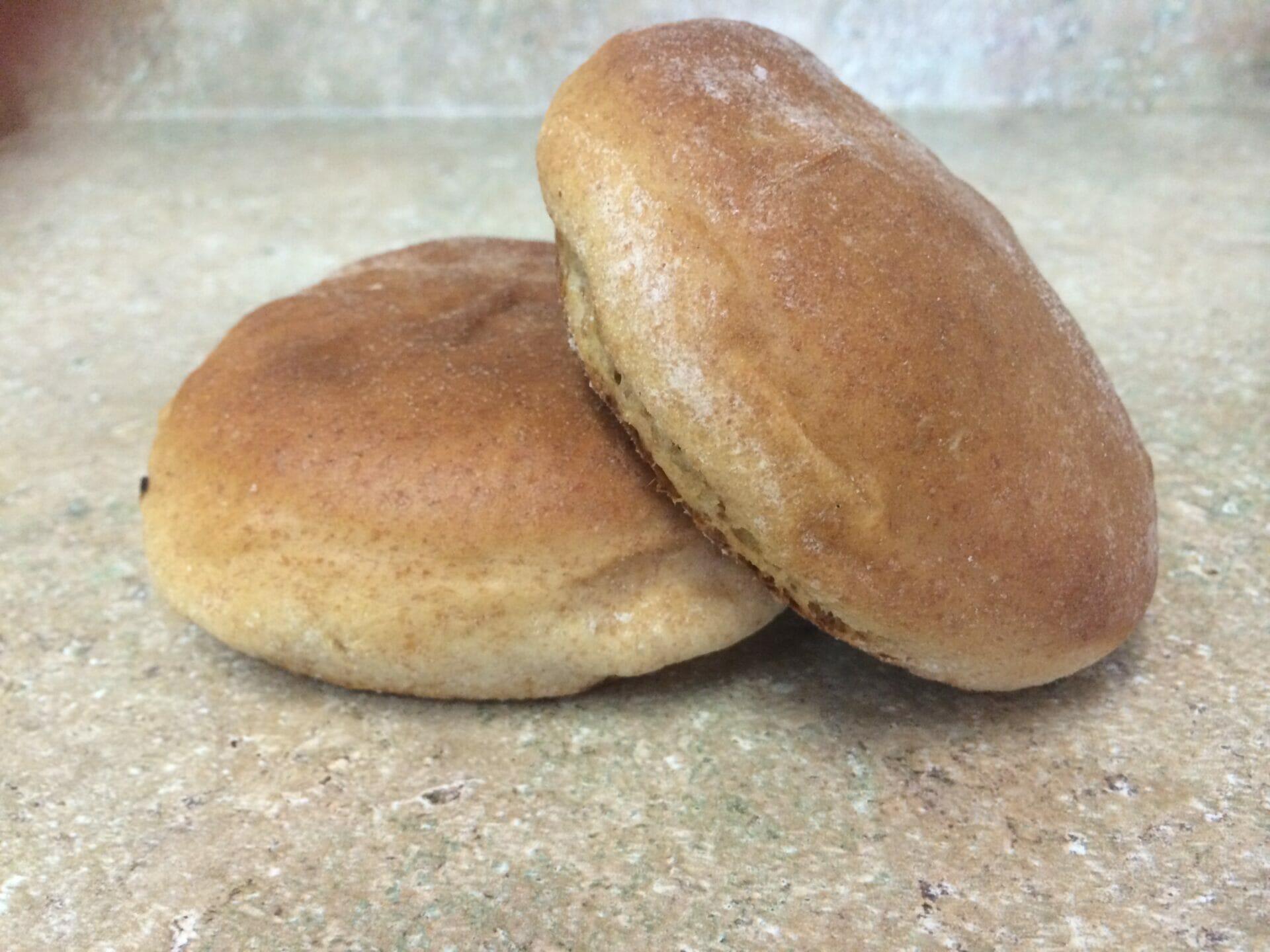 spelt einhorn burger buns recipe